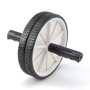 Fitnes kolešček za trebušne mišice Wheel Exercise