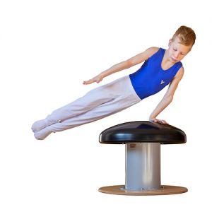 Gimnastični Jurček Spieth brez ročaja za učenje koles