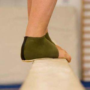 Gimnastični ščitnik za peto Venturelli športna gimnastika