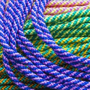 Kolebnica za ritmično gimnastiko Esse dvobarvna 3 m
