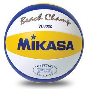 Žoga za odbojko na mivki Mikasa beach champ VLS 300 FIVB